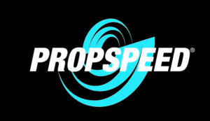 Propspeed White Blue Black