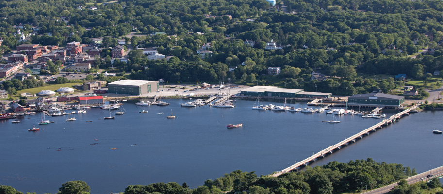 2013 ABBRA Boatyard of the Year: Front Street Shipyard, Belfast, ME